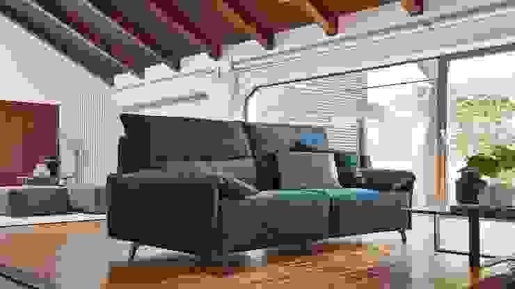 Un divano, tanti divani Tanno Arredamenti Soggiorno moderno