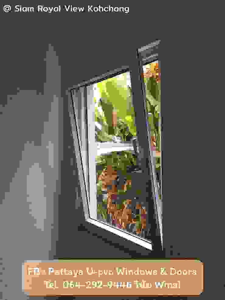 โรงงาน พัทยา กระจก ยูพีวีซี Pattaya UPVC Windows & Doors Windows & doors Windows