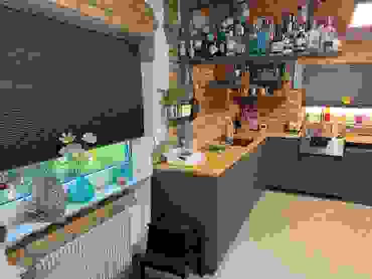Antik-Stein Built-in kitchens