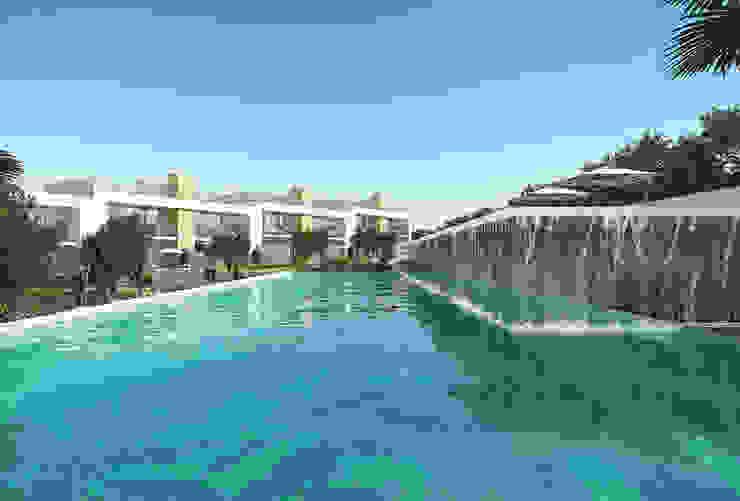 Propriété Générale International Real Estate Garden Swim baths & ponds
