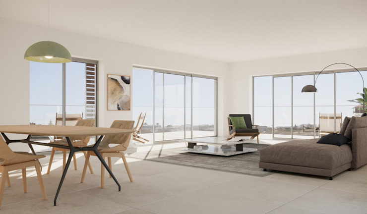 Propriété Générale International Real Estate Living roomTV stands & cabinets