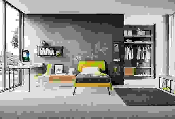 Camera per ragazzi Tanno Arredamenti Camera da letto moderna