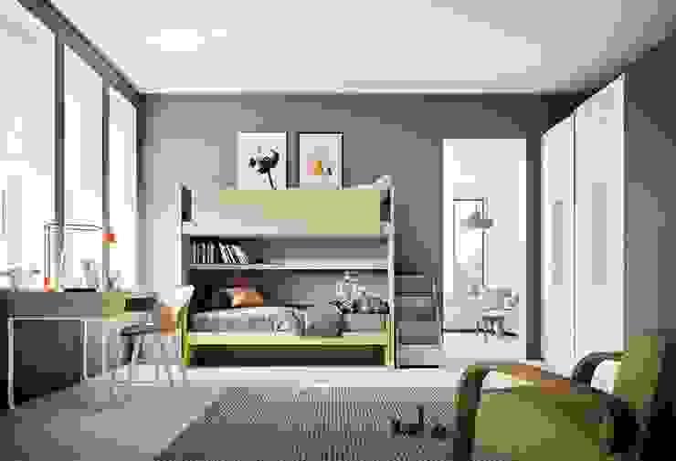 Tanno Arredamenti Modern style bedroom