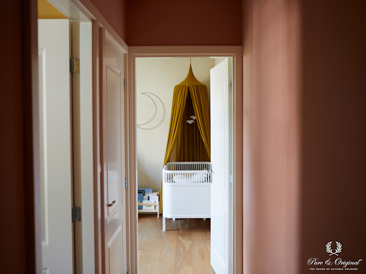 Pure & Original Eclectic style nursery/kids room