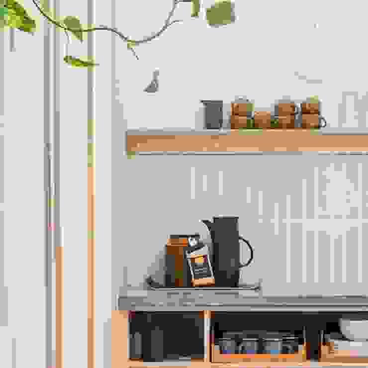 The WN Studio, Ashley Cross WN Interiors + WN Store Modern study/office