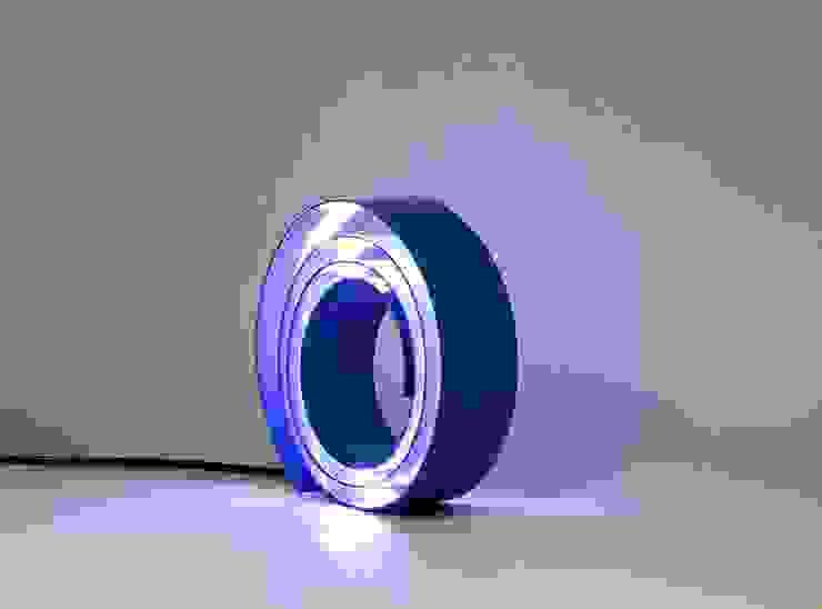 Amonita Light & Store CasaAcessórios e Decoração Ferro/Aço Azul