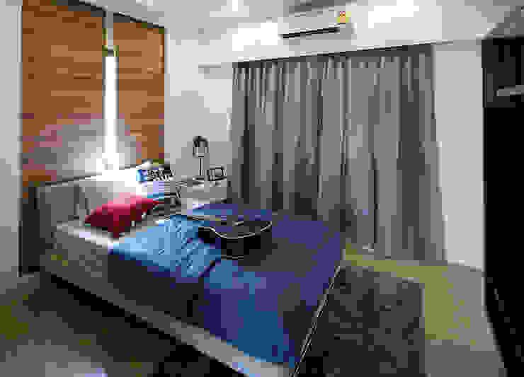 The Plex Modernize Design + Turnkey ห้องนอน Grey