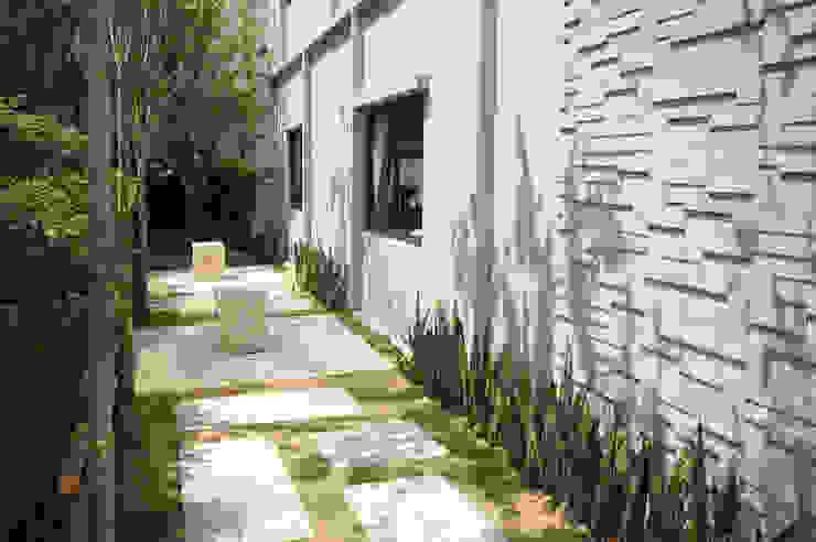 The Plex Modernize Design + Turnkey ระเบียง, นอกชาน Grey