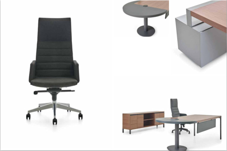Office furnitures SG International Trade Oficinas y tiendas