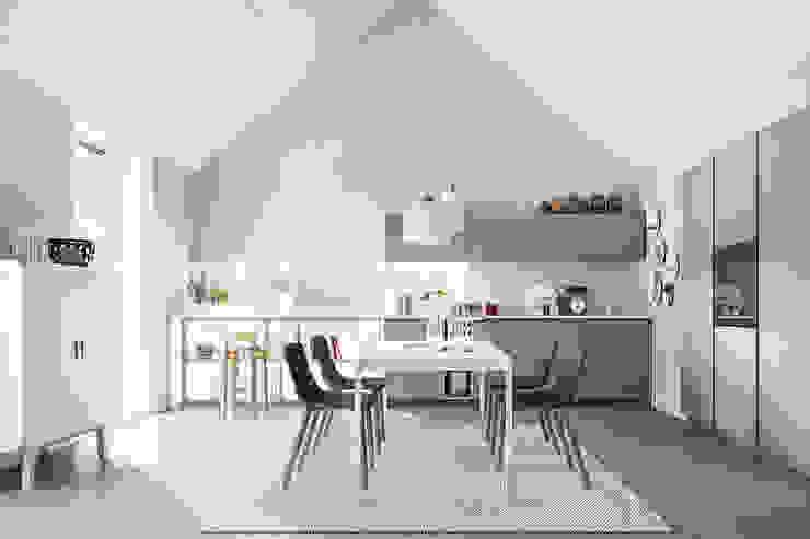 Cucina open space di design TopArredi Cucina attrezzata