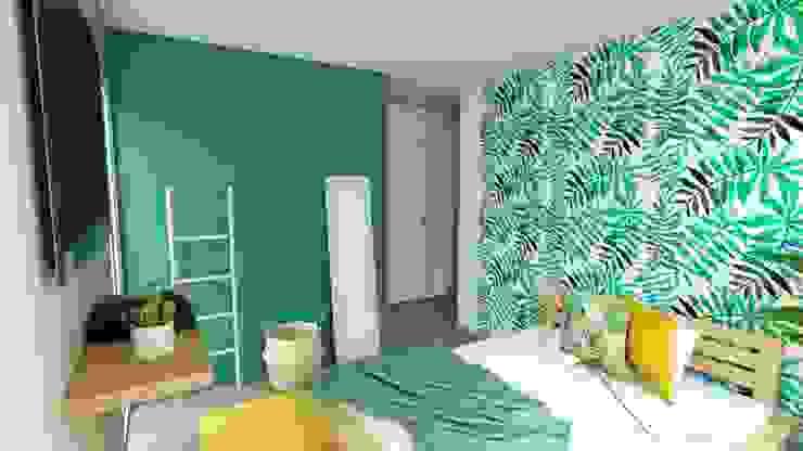 Dormitorio principal B Gabi's Home Venezuela