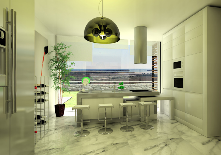 by ARCHDESIGN LX Modern Marble