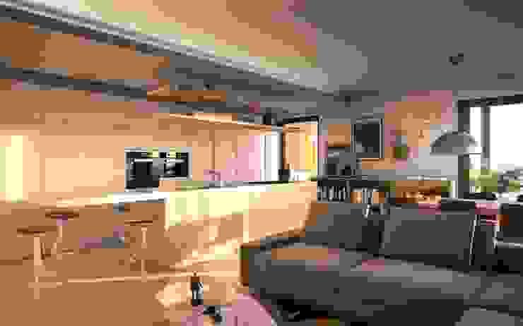 Propriété Générale International Real Estate Living roomSide tables & trays