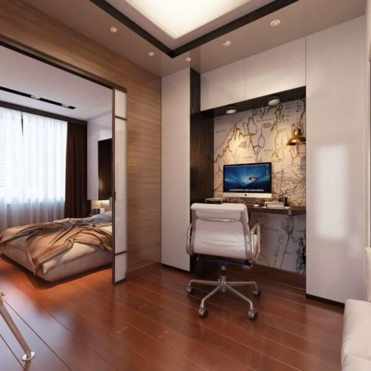 Ahel Mimarlık Small bedroom