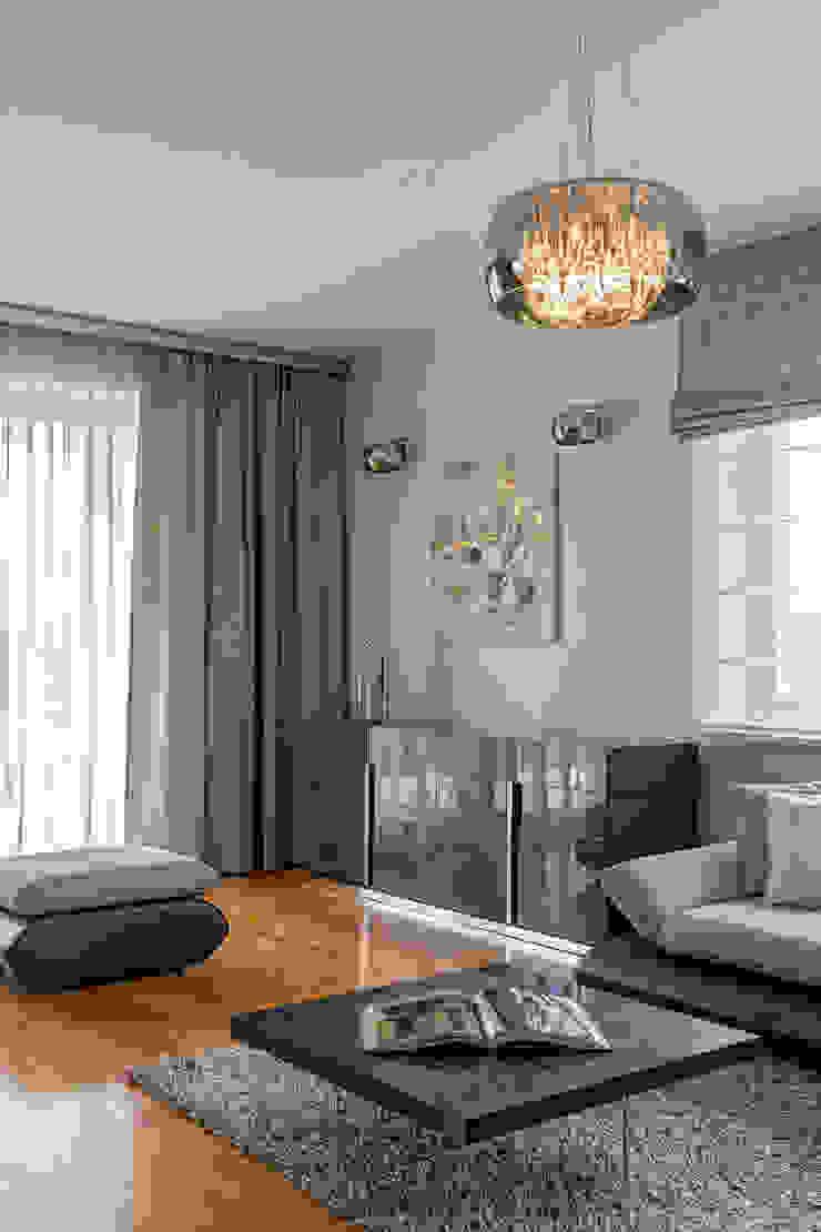 IDEALS . Marta Jaślan Interiors Modern Living Room
