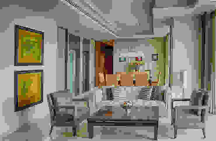 Anusha Technovision Pvt. Ltd. Salon moderne