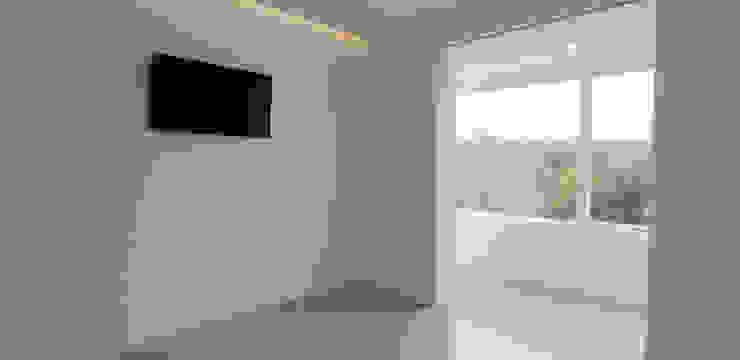 ARCHDESIGN LX Minimalist bedroom MDF White