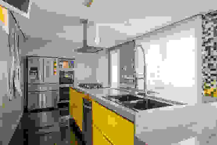 Spazhio Croce Interiores 廚房電器用品 鋁箔/鋅 Metallic/Silver