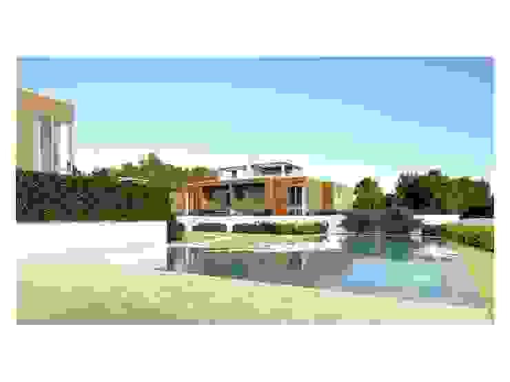 Propriété Générale International Real Estate Kolam Renang Modern