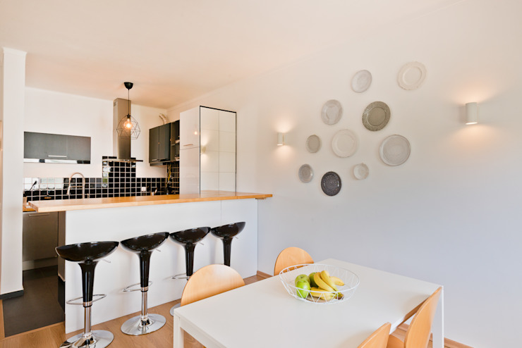 Propriété Générale International Real Estate Ruang Makan Modern