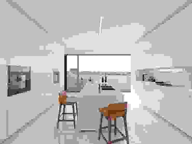 Cozinha Propriété Générale International Real Estate Cozinhas modernas