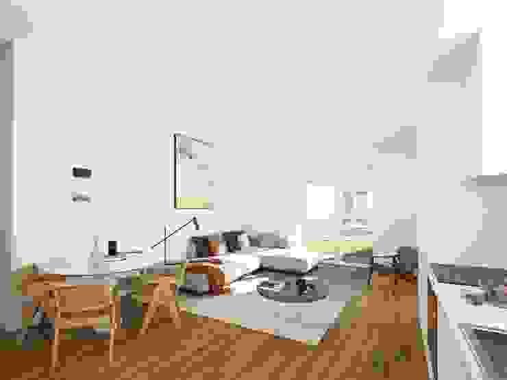 Sala de Estar Propriété Générale International Real Estate Salas de estar modernas