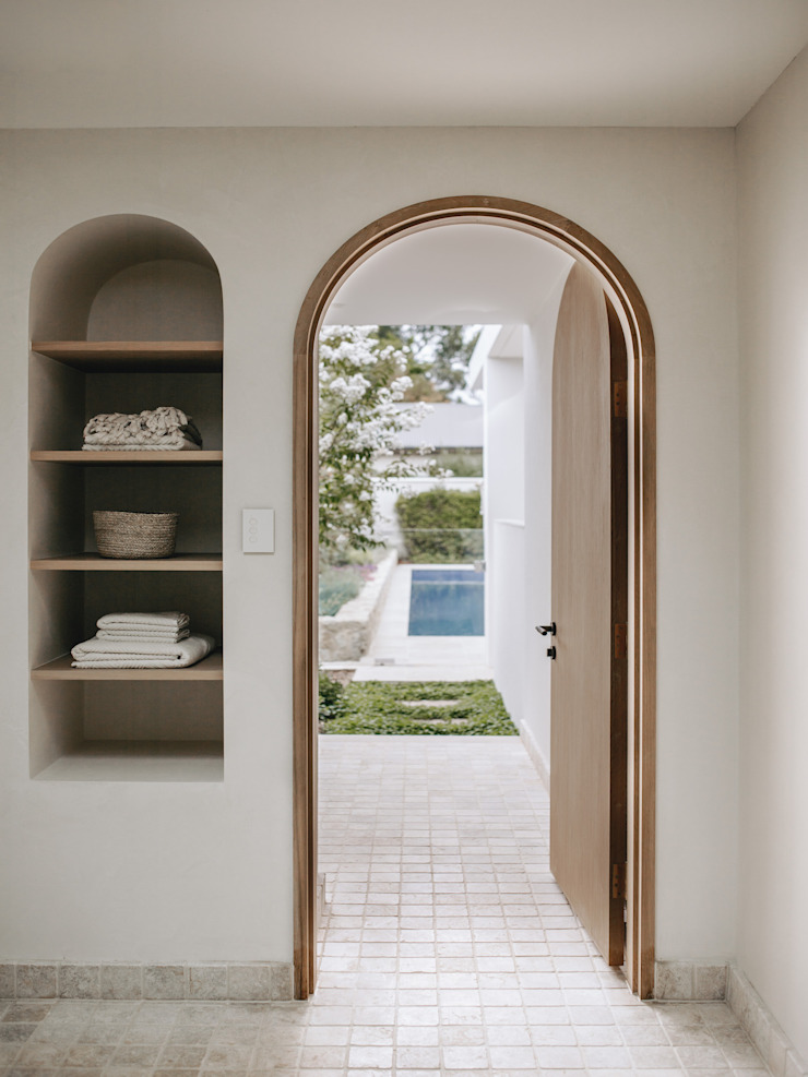 THANH TUNG - HOMIFY Modern style doors