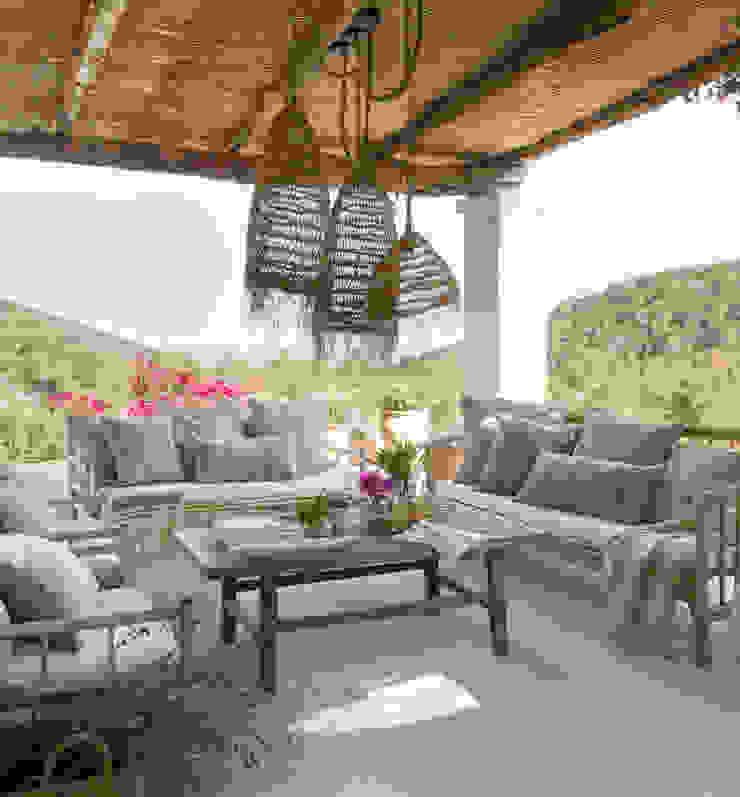ROSA GRES Patios & Decks Ceramic Beige