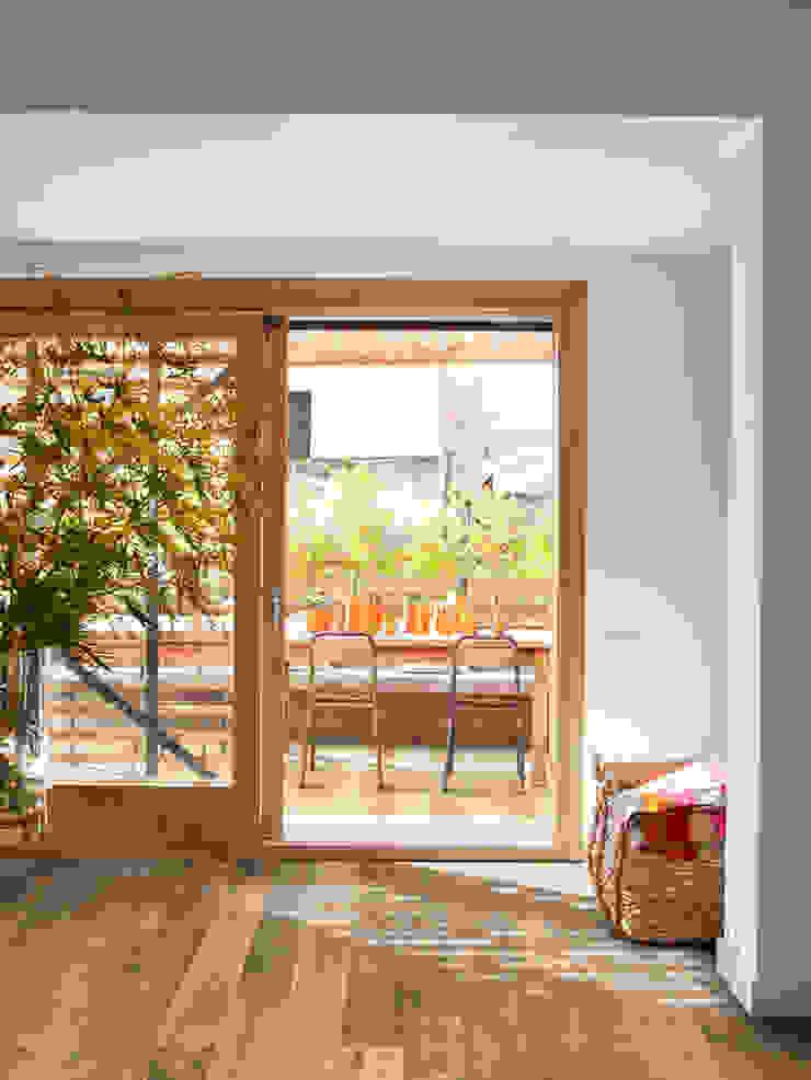 ROSA GRES Patios & Decks Ceramic Brown