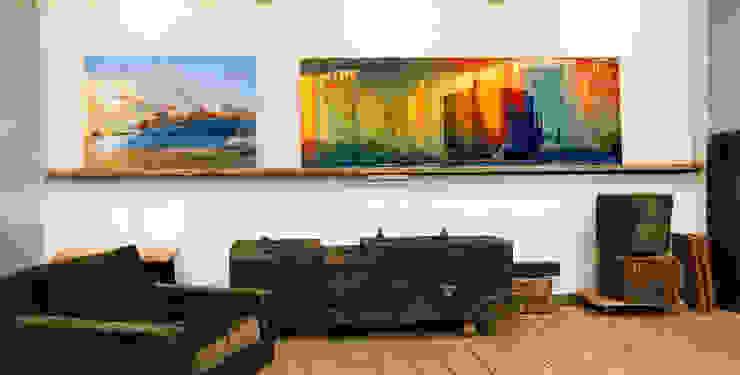Exhibition, Cosco HL 840 und UASC HL 102 Moderne Arbeitszimmer von ArtSelbach Modern Aluminium/Zink