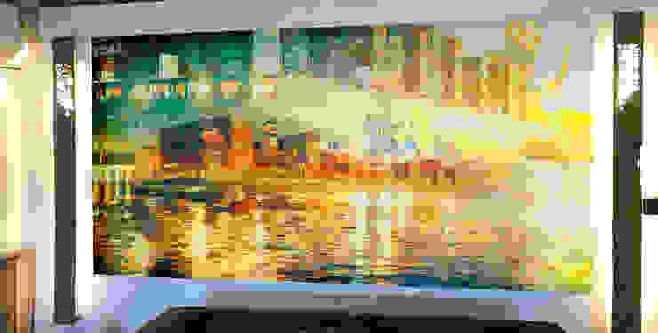 CSCL HL 792 Moderne Wohnzimmer von ArtSelbach Modern