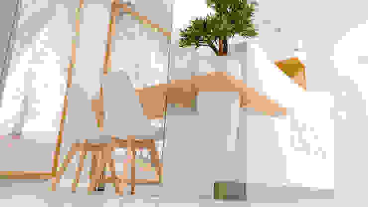 LOVE DESIGN interiores Estudios y despachos modernos