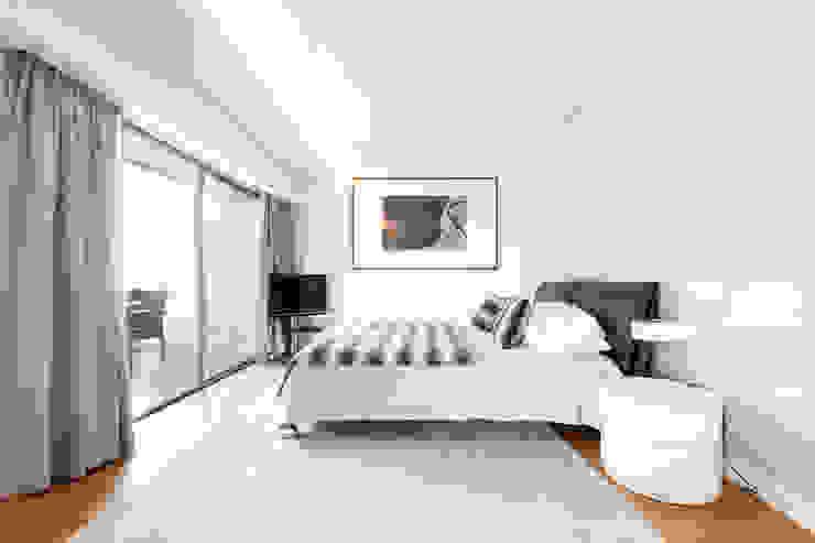 Hoost - Home Staging ChambreLits & têtes de lit