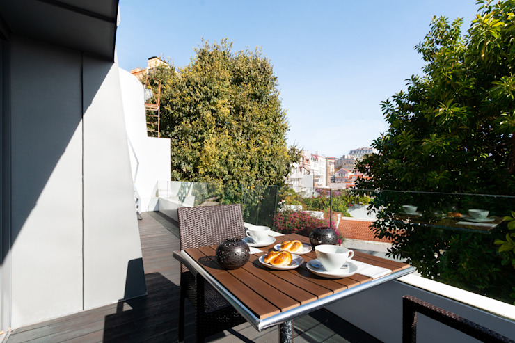 Hoost - Home Staging Balcon, Veranda & TerrasseMobilier