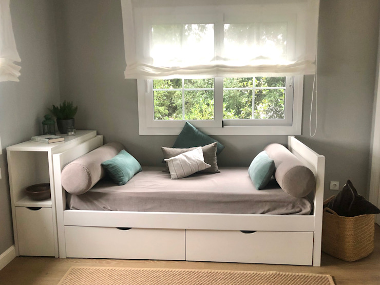 Interiorismo Laura Mas Small bedroom