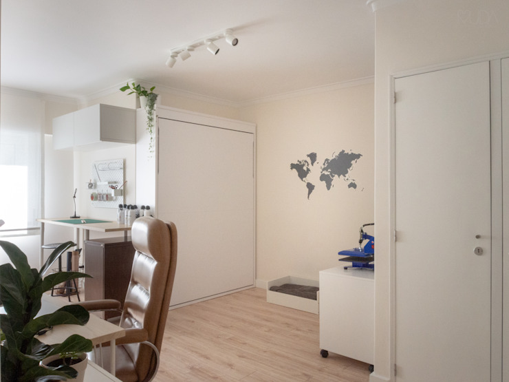 Apartamento em Linda-a-Velha MUDA Home Design