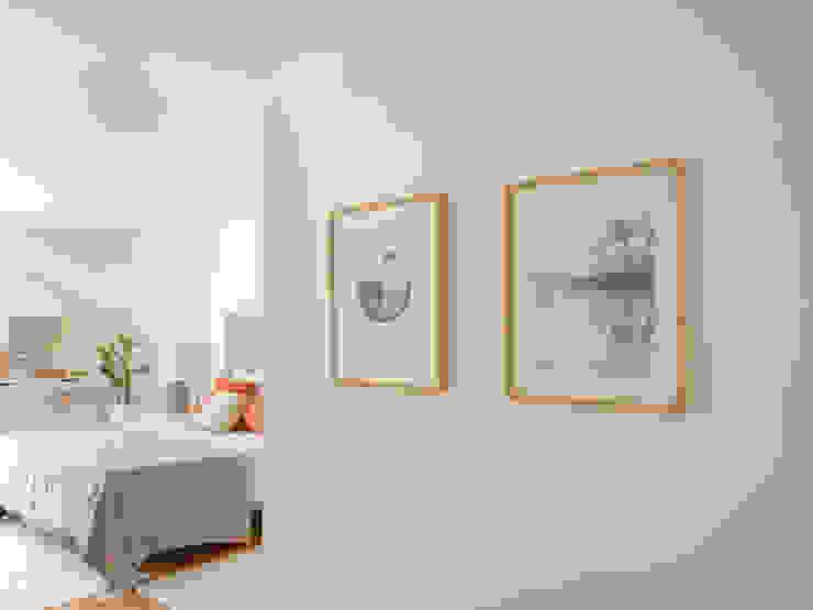 Quarto Terra | Depois MUDA Home Design Quartos escandinavos