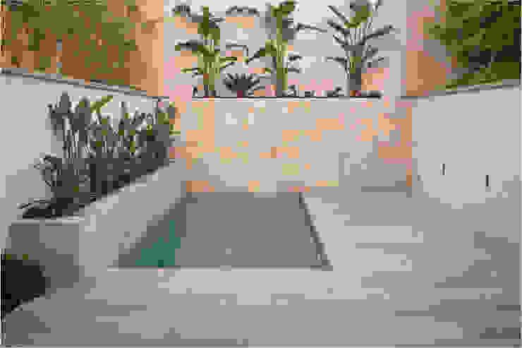 ROSA GRES 庭院泳池 陶器 Beige