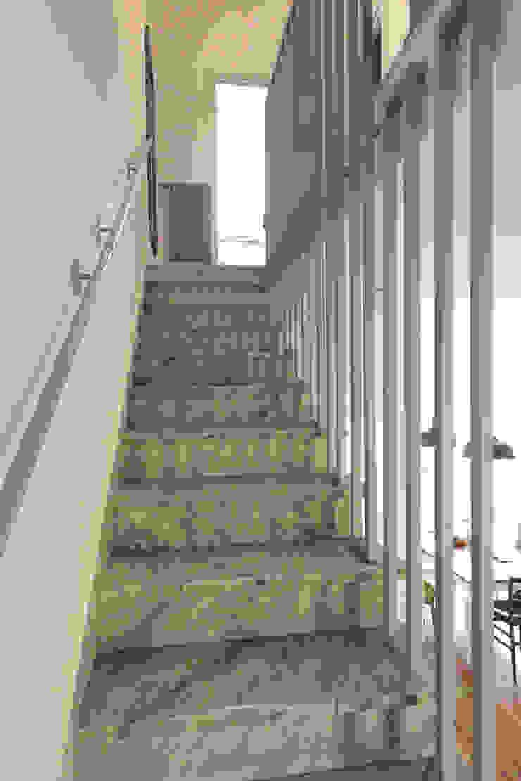 Casa Arbib Daniele Arcomano Scale Ferro / Acciaio Grigio