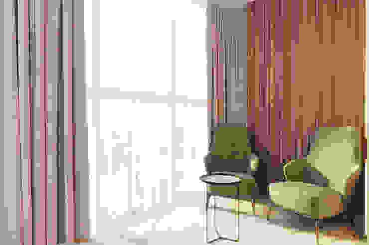Студия архитектуры и дизайна Дарьи Ельниковой Balcony
