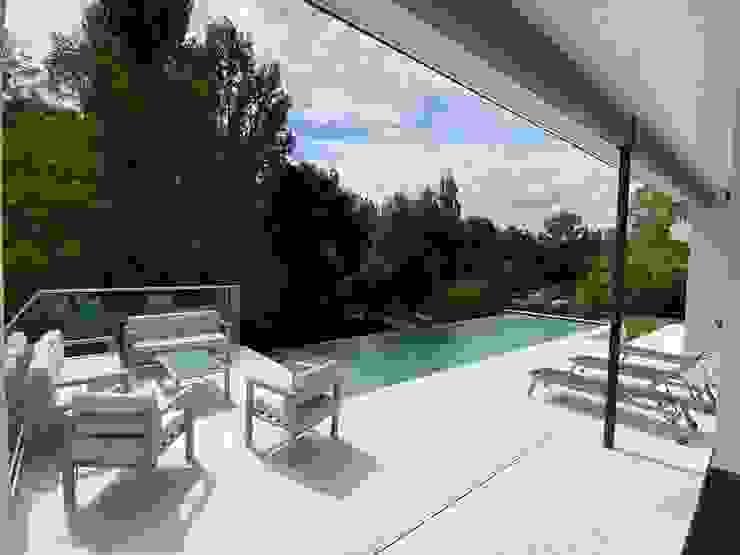 ROSA GRES 無邊際泳池 陶器 White