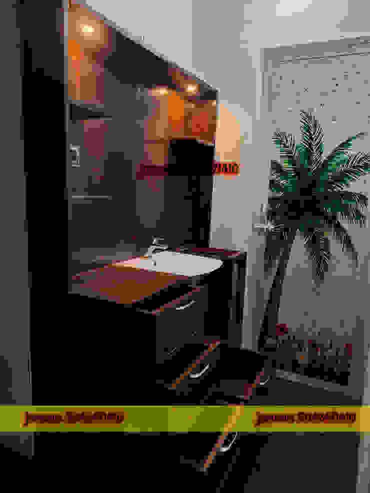 balabharathi pvc interior design VestidoresArmarios y cómodas Plástico Acabado en madera