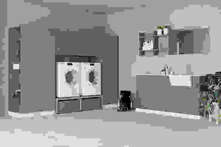 Arredo lavanderia componibile TopArredi Bagno moderno
