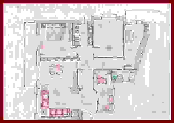 LATINO-WOHNUNG architetto Manfredi