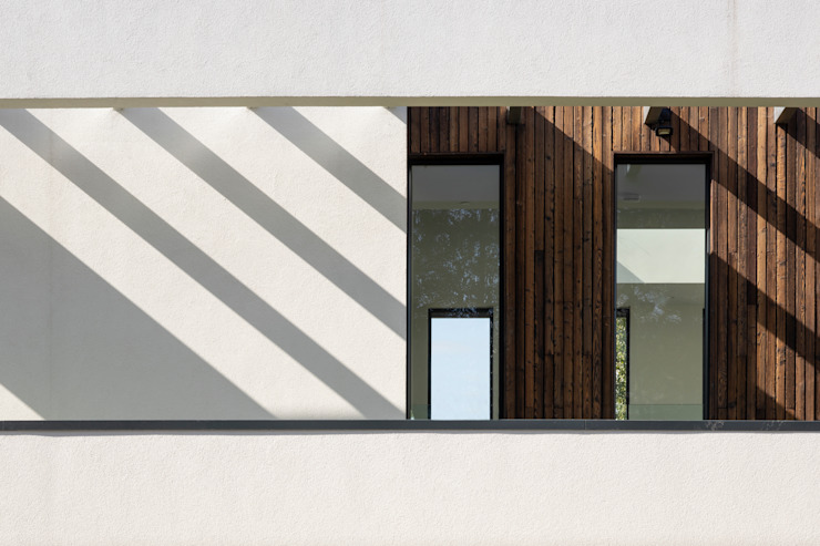 Timber Cladding Clear Architects Modern houses