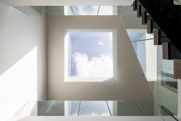 Skylight Clear Architects Modern windows & doors