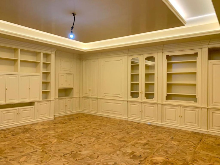 Falegnameria su misura Living roomCupboards & sideboards