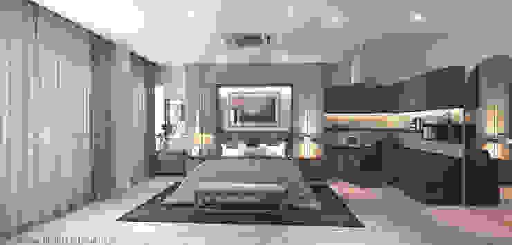 Termnature Modernize Design + Turnkey ห้องนอน ไม้ Grey