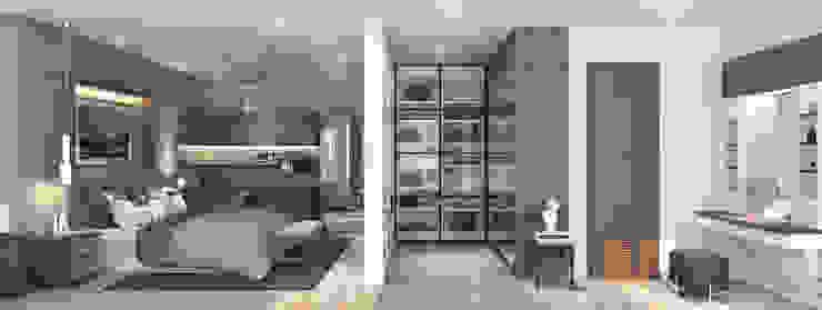 Termnature Modernize Design + Turnkey ห้องแต่งตัว ไม้ Brown