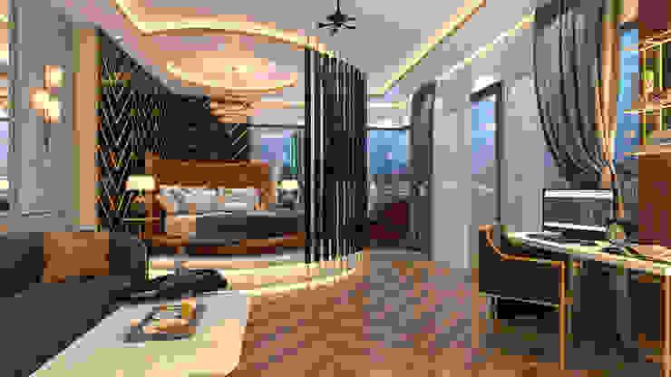 Luxury Bedroom Buddha Interiors Small bedroom